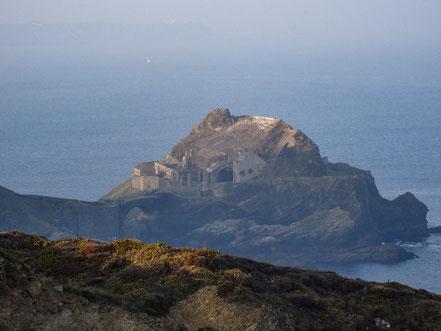 Bild: Fort des capucins südl. Fort cournaille