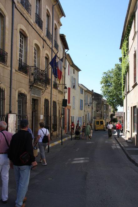 Bild: Hôtel de Ville, Cucuron