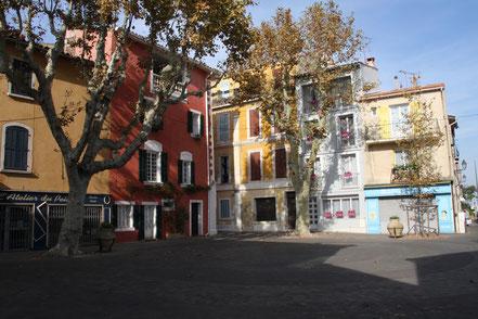 Bild: Place Mirabeau, Martigues