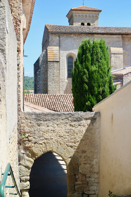 Bild: Abbaye de Saint-Hilaire