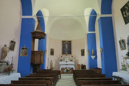 Bild: Kirche in Savoillan