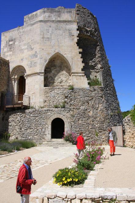 Bild: Château Simiane-la-Rotonde