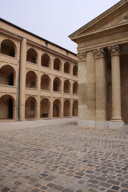 Bild: Hospice de la Vieille Carité du XVII in Marseile