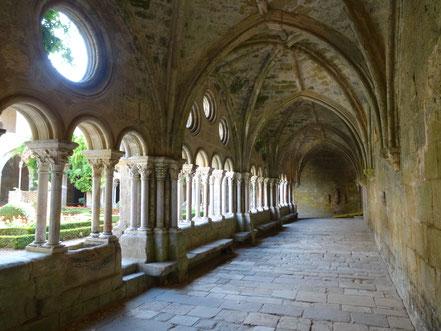 Bild: Abbaye Fontfroide bei Narbonne