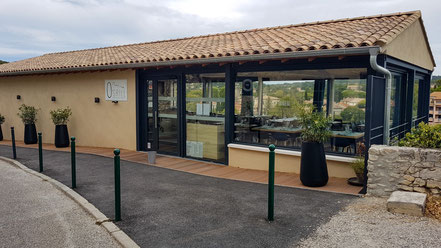 Bild: Bistro du ´O in Vaison-la-Romaine