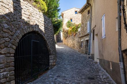 Bild: Nyons im Département Drôme