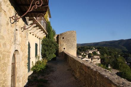 Bild: Ménerbes, Luberon, Vaucluse, Provence