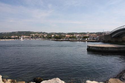Bild: Étang de Berre, Martigues