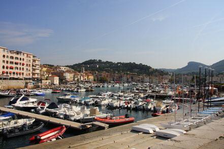 Bild: Hafen von Cassis, Provence