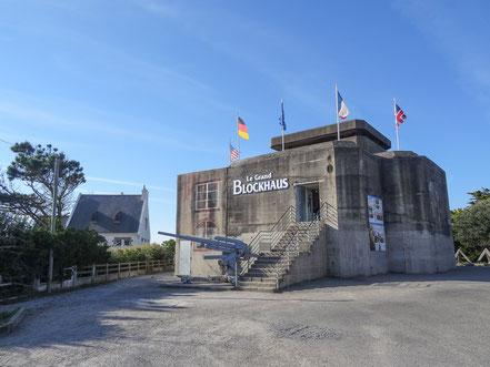 Bild: Blockhaus in Batz-sur-mer