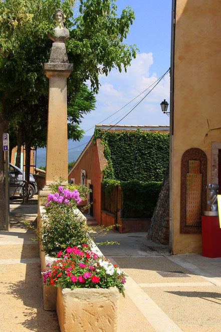Bild: Roussillon, Vaucluse