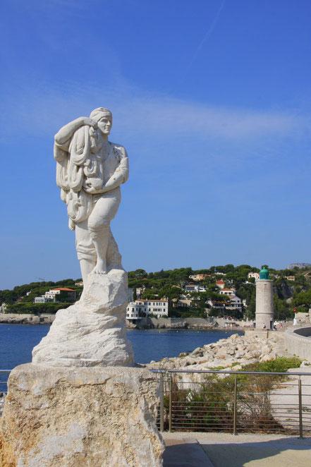 Bild: Cassis, Provence