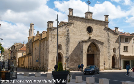 Bild: Eglise Saint Florent in Orange