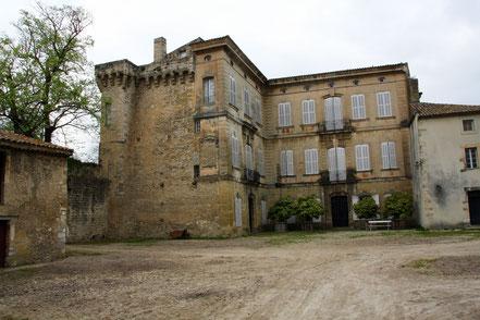 Bild: Le Thor, Château Courtet