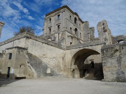 Bild: Abbaye de Montmajour