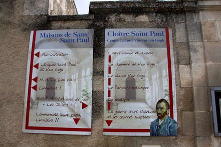 Bild: Monastère de St-Paul-de-Mausole