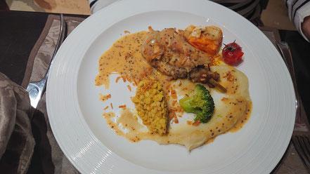 Bild: Restaurant Les Saveurs Gourmandes in Ménerbes