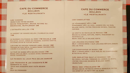 Bild: Restaurant Cafe du Commerce in Boulbon