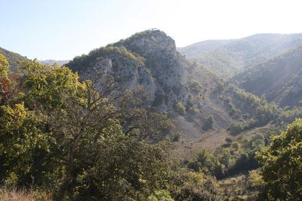 Bild: Wanderung bei Sivergues