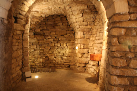 Bild: Gordes, Caves du Palais St. Firmin