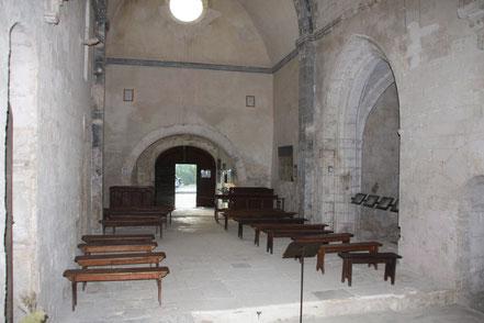 Bild: Priorat St.-Hilaire bei Ménerbes