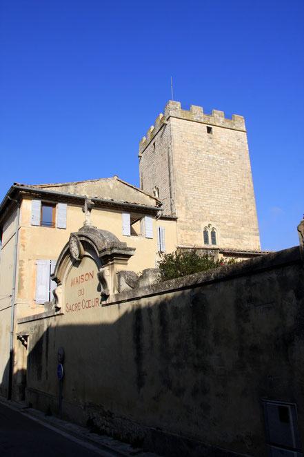 Bild: Tour Ferrande, Pernes-les-Fontaines