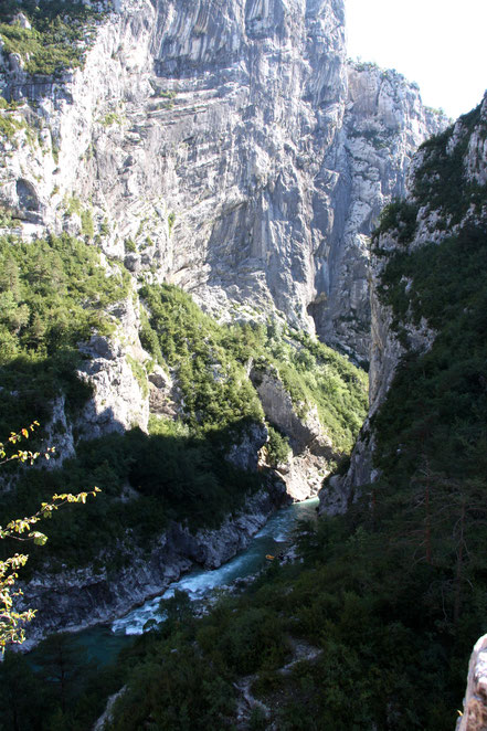 Bild: Point Sublime in den Gorges du Verdon