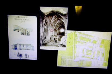 Bild: Kirche der Kartause in Villeneuve-lés-Avignon