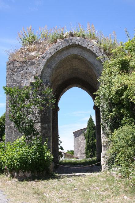Bild: La Porte des Forges Reillanne