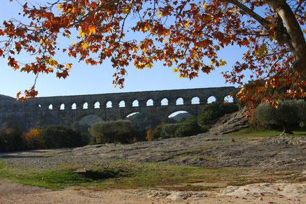 Bild: Pont du Gard