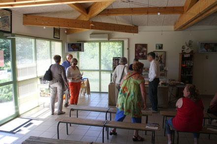 Bild: Ziegenkäserei von Banon, Alpes de Haut Provence