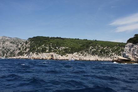 Bild: Calanque de Port Pin