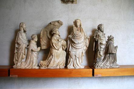 Bild: Skulptur im Musée du Petit Palais