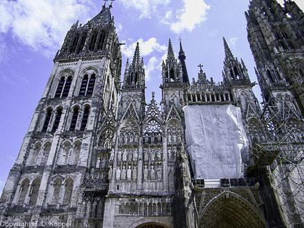 Bild: Kathedrale von Rouen