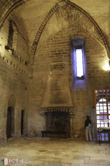 Bild: Fort Saint André in Villeneuve-lés-Avignon