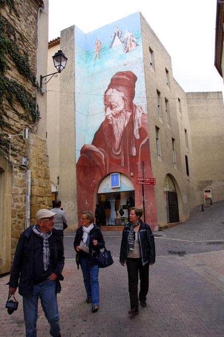 Bild: Maison de Nostradamus in Salon-de-Provence