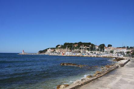 Bild: Sanary-sur-Mer