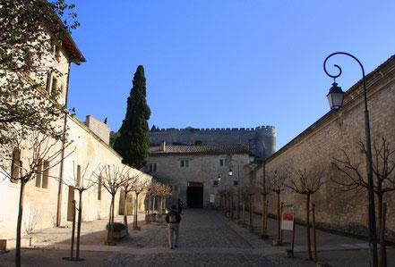 Bild: Kartause in Villeneuve-l´s-Avignon
