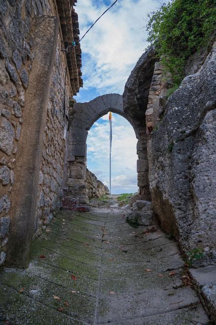 Bild: Le vieux Pont Suspendu in Mallemort, Bouches du Rhône