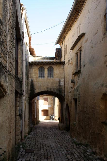 Bild: Castillon-du-Gard, Provence