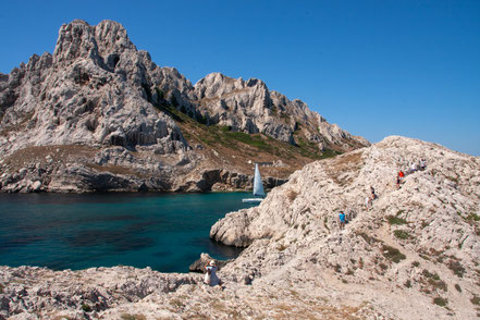 Bild: Cap Croisette, Marseille