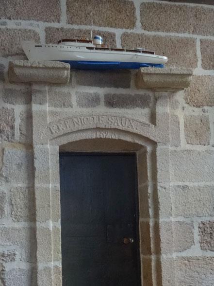 Bild: Chapelle Notre-Dame de la Clarté in Perros-Guirec
