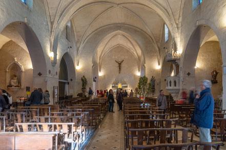 Bild: Fontvieille im Departement Bouches du Rhône