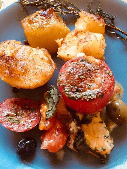 Bild: Rezept Tomate à l´oeuf