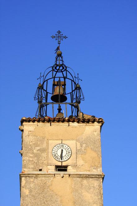 Bild: Ménerbes, Luberon, Provence