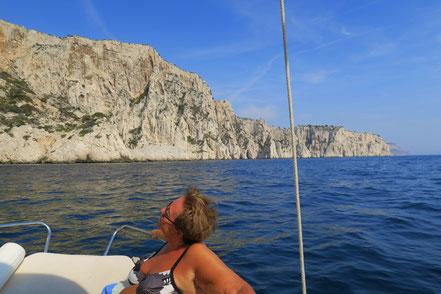 Bild: Bild: Calanques zwischen Cassis und Marseille