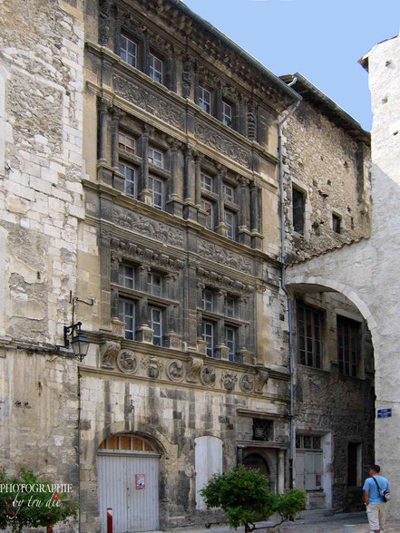 Bidl: Maison des Cevaliers in Viviers