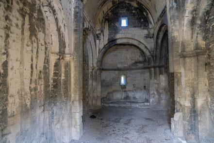 Bild: Boulbon im Bouches du Rhône, hier Chapelle Saint-Julien