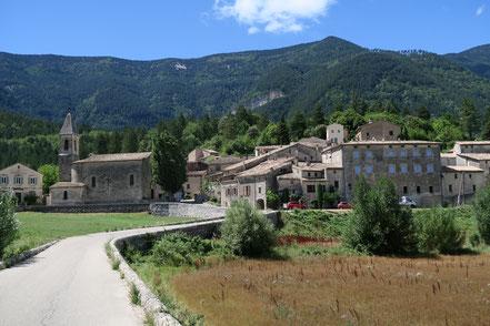 Bild: Savoillan am Mont Ventoux