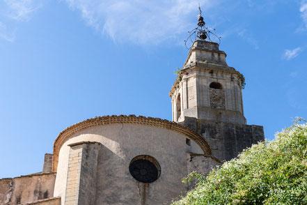 Bild: Bédoin, Glockenturm von Saint Pierre